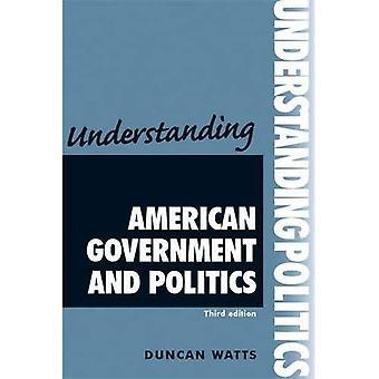 Politica e governo americano di comprensione