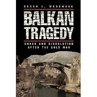 Tragedia balcanica: Caos e dissoluzione dopo la guerra fredda