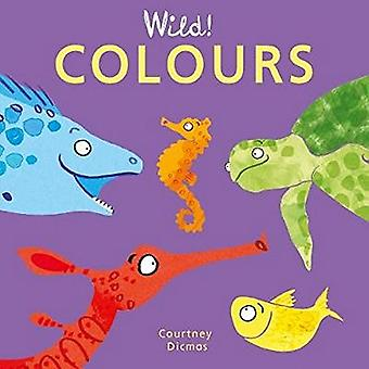 Kleuren (Wild! Concepten) [Board boek]