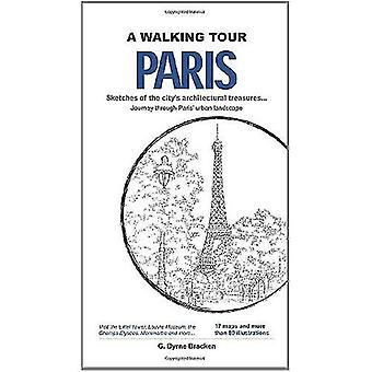 Een rondleiding: Parijs (schetsen van architectonische schatten van de stad)
