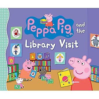 Peppa Pig und die Bibliothek zu besuchen (Peppa Pig)