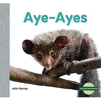 Aye-Ayes (Animales Nocturnos / nattliga djur)