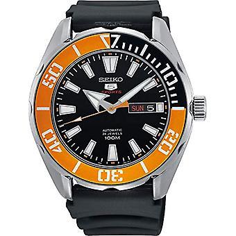 Seiko Automatic Analog Man Silicone wrist watch SRPC59K1