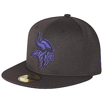 Nieuwe era 59Fifty schaduw TECH Cap - NFL-Minnesota Vikings