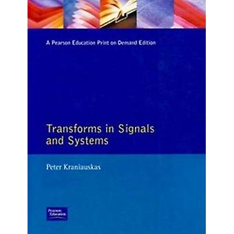 Transforms in Signals  Systems by Kraniauskas & Peter