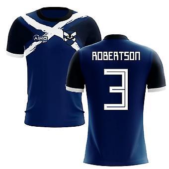 2020-2021 Szkocja Flaga Concept Koszulka piłkarska (Robertson 3)