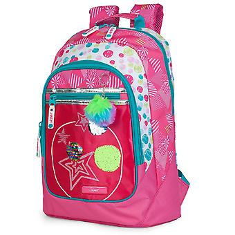 Children's school backpack for the Skpat brand Lisbon collection 130402
