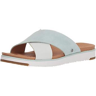 UGG Women's W Kari Glitter Flat Sandal