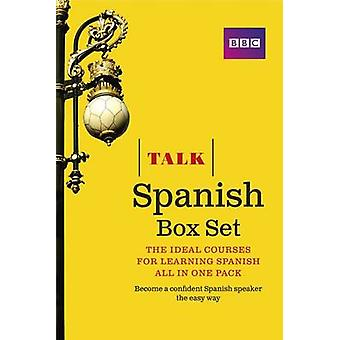 Talk Spanish Box Set (Book/CD Pack) - The Ideal Course for Learning Sp