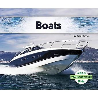 Boats by Julie Murray - 9781629700786 Book