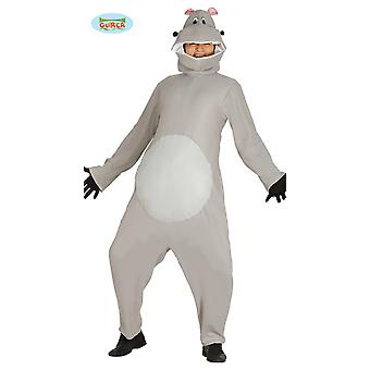 Hippopotame Hippopotamus costume unique taille costume costume animal de Hippo
