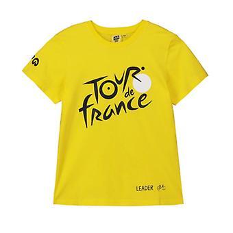 Tour de France Kid's Leader T-Shirt | Yellow | 2019
