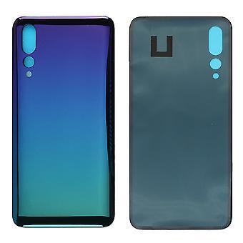 Batterie Cover-Rear-compatible avec Huawei P20 Pro-Aurora-Purple