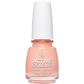 China Glaze Nail Polish & Treatment Collection - Made For Peach Other 14ml
