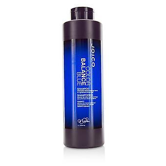 JOICO Farbe Balance blau Shampoo (eliminiert blecherne/Orange Töne auf aufgehellte Haar) 1000ml/33,8 oz