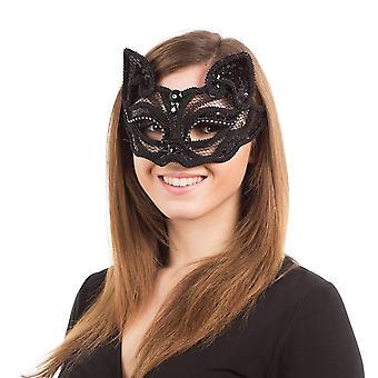 בריסטול החדשנות חתול שחור מסכת עין