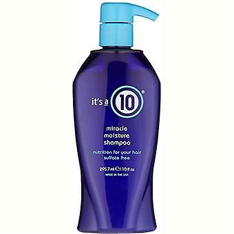 È un miracolo 10 umidità Shampoo 10oz/295,7 ml