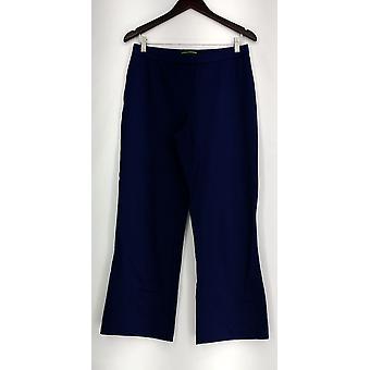 C. Wonder Petite Leggings Ponte Knit Full Leg Blue New A280391