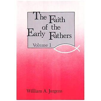 Tron på de tidiga kyrkofäderna (3 volym Set)