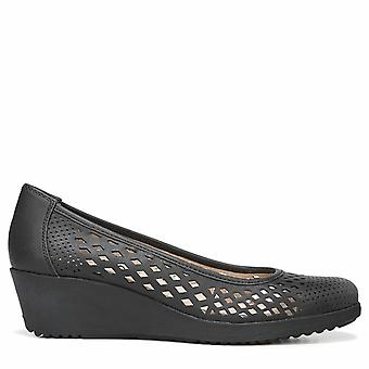 Naturalizer dame Brina lukket tå afslappet Platform sandaler
