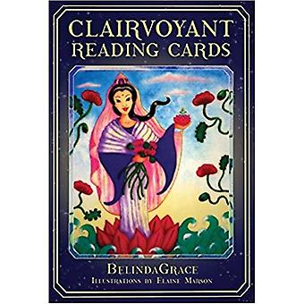 Clairvoyant Reading Cards 9781925017427