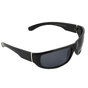 Men's Sunglasses Polaroid Sport - Black with free brillenkokerS333_4