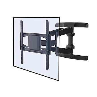 Fleximounts A28 Full Motion Swivel Tilt Articulating TV Wall Mount Bracket for Screens 37