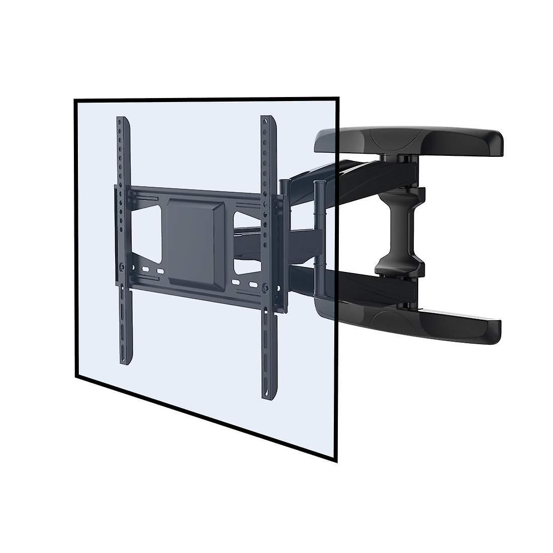 Fleximtellingen A28 Full Motion draaibare Tilt articulating TV muurbeugel voor schermen 37