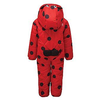 Dare 2B Childrens/Kids Bambino Ladybird Snowsuit