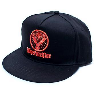 Jagermeister Logo Men's Black Hat