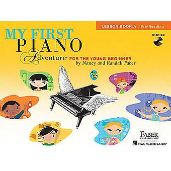 Faber Piano Adventures - My First Piano Adventure - Lesson Book A/CD -