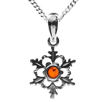InCollections 241A201040890 - Chain with women's pendant - silver sterling 925