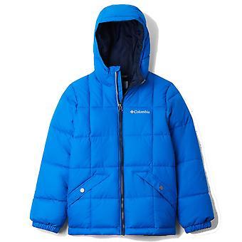 Columbia Gyroslope Ski Jacket | Super Blue