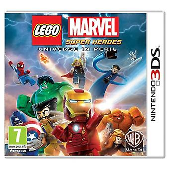 LEGO Marvel Super Heroes Universe in Gefahr (Nintendo 3DS) - Neu