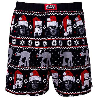 Star Wars Imper Christmas Cheer Boxers
