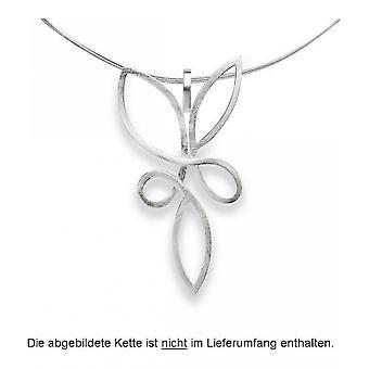 バスティアンインヴァールン - 925 シルバーペンダント、ブラッシュド - 22280