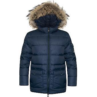 Pyrenex Pyrenex Amiral Blue Authentic Jacket Mat