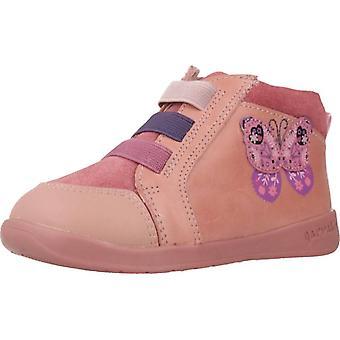 Garvalin Pink Butterfly Boots