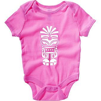 Body neonato rosa raspberry fun4044 tiki design