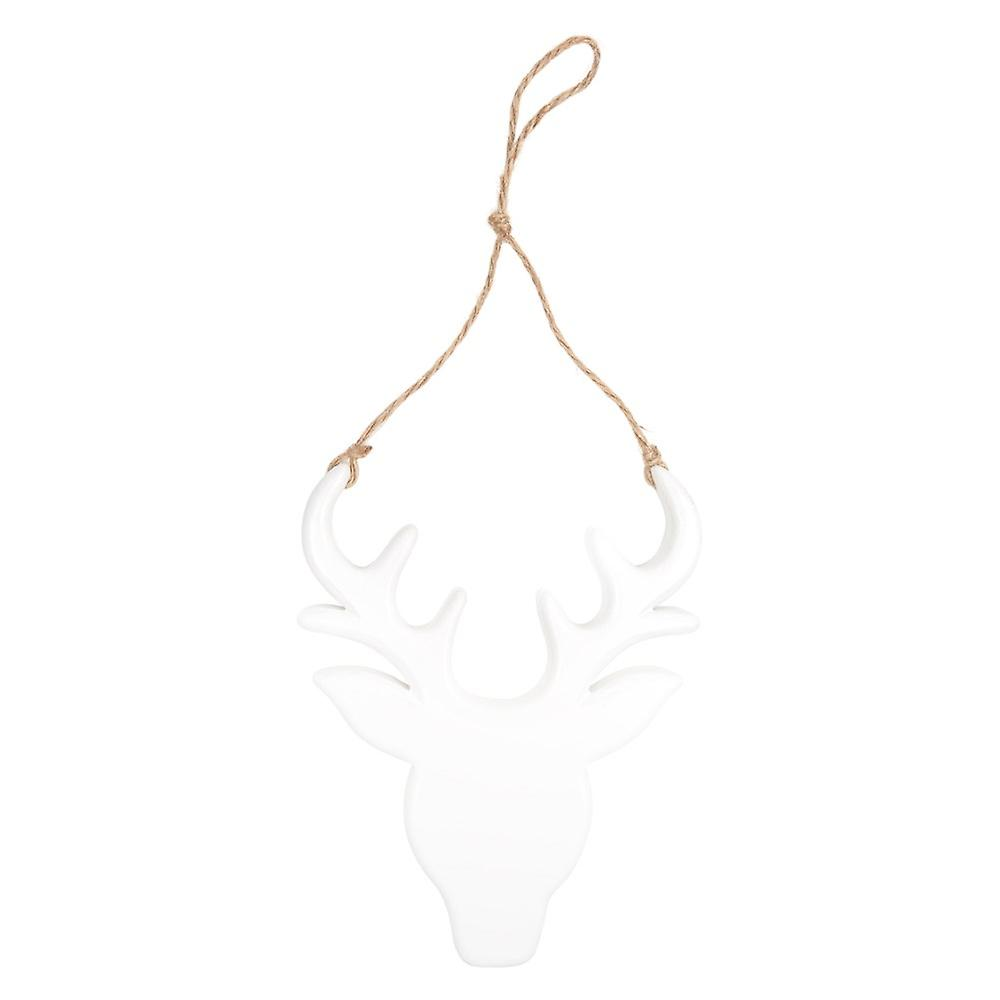 Hanging Stag Plaque