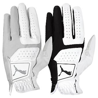 Puma Golf Mens Synthetic Leather Breathable LH Gloves