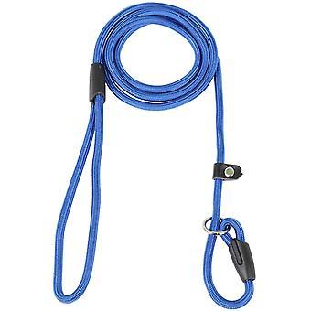 DIGIFLEX blau Anti Slip Hund führen Nylon und Baumwolle Training dauerhaft einstellbare Kragen