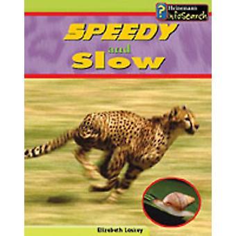 Wild Nature Speedy and Slow PB by Elizabeth Laskey