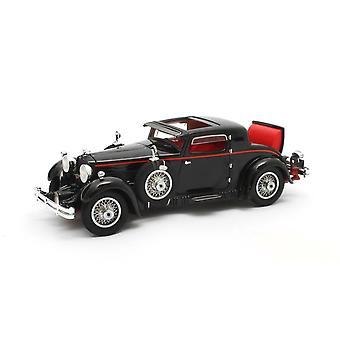 Stutz M Lancefield Supercharged Open Boot (1930) Resin Model Car