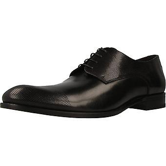 Sergio Serrano Dress Shoes 2237 Color Black