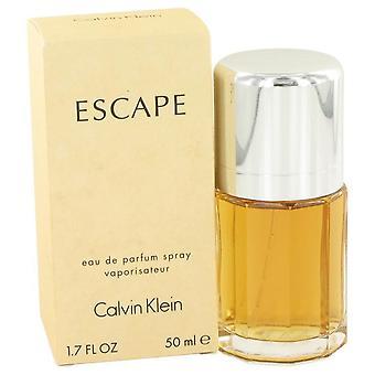Escape eau de parfum spray by calvin klein   413009 50 ml