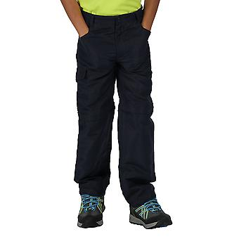 Regatta Boys Sorcer II Zip Off Polyester Walking Trousers