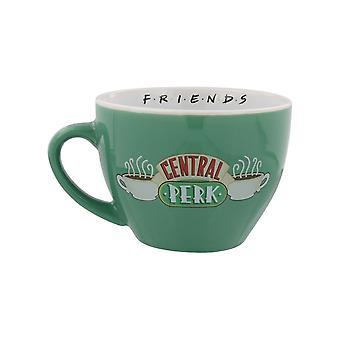 Vrienden Central Perk cappuccino mok