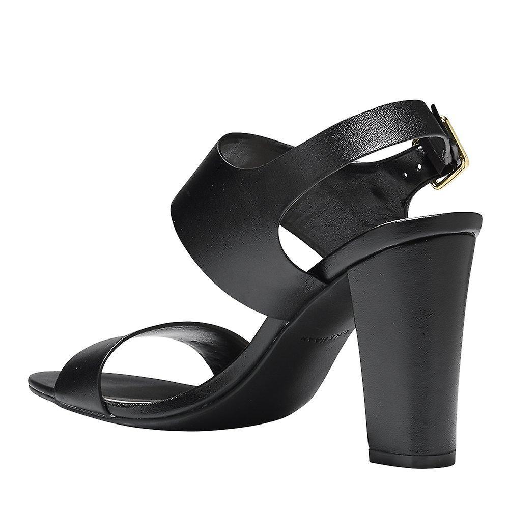 Cole Haan Kobiety's Octavia Sandała Ii Sukienka, Czarny, 10 B USA ClhiT