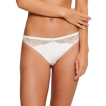 LingaDore 5028T-252 Women's Labrya Off White Lace Thong